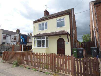 3 Bedrooms Detached House for sale in Midland Road, Peterborough, Cambridgeshire, United Kingdom