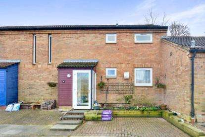 3 Bedrooms Terraced House for sale in Angel Close, Pennyland, Milton Keynes