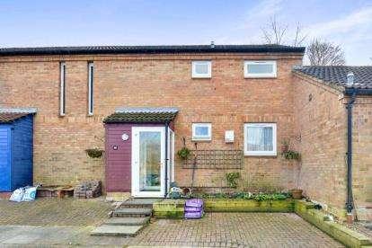 3 Bedrooms Terraced House for sale in Angel Close, Pennyland, Milton Keynes