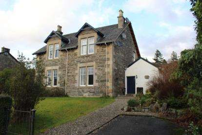 2 Bedrooms Flat for sale in Cumberland Road, Rhu