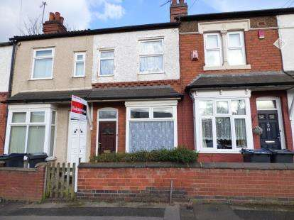 2 Bedrooms Terraced House for sale in Roma Road, Tyseley, Birmingham, West Midlands