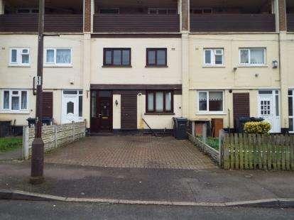 3 Bedrooms Maisonette Flat for sale in Bridgelands Way, Birmingham, West Midlands