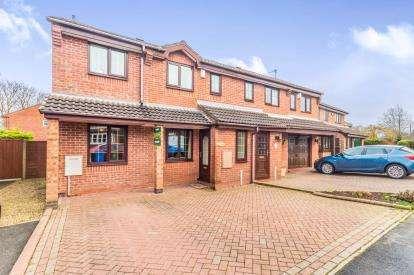 3 Bedrooms Semi Detached House for sale in Swynnerton Drive, Essington, Wolverhampton, Staffordshire