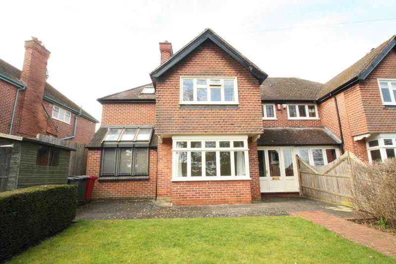 5 Bedrooms Semi Detached House for rent in Alexandra Road, Reading