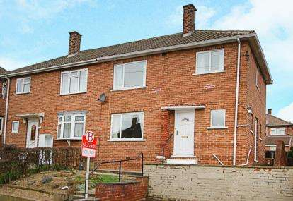 3 Bedrooms Semi Detached House for sale in Richmond Avenue, Handsworth, Sheffield