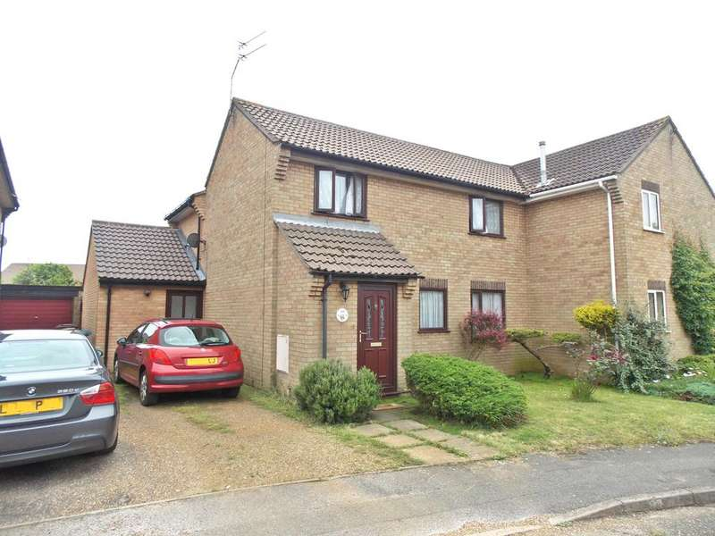 4 Bedrooms Semi Detached House for sale in Kentford Road, Felixstowe, Suffolk IP11