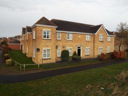 2 Bedrooms Flat for sale in Columbine Close, Liverpool, Merseyside, L31
