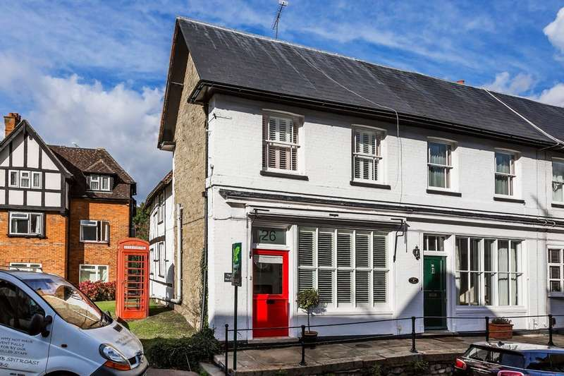 3 Bedrooms End Of Terrace House for sale in High Street, Old Oxted