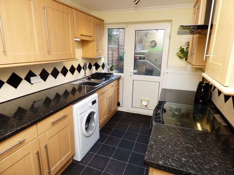 3 Bedrooms Semi Detached House for sale in Slatelands Close, Plympton
