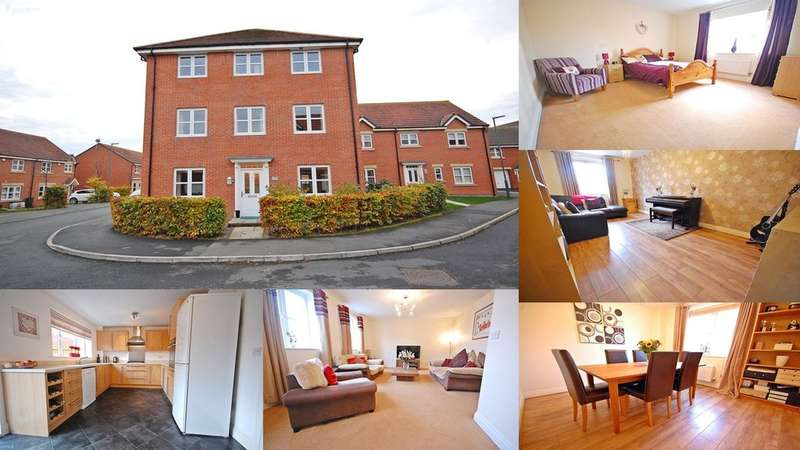 4 Bedrooms Detached House for sale in Harvey Avenue, Framwellgate Moor, Durham