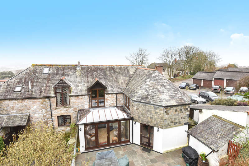 4 Bedrooms Unique Property for sale in Merafield Farm Cottages, Plympton