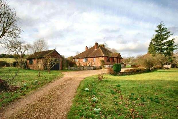 4 Bedrooms Detached House for sale in Rockbourne