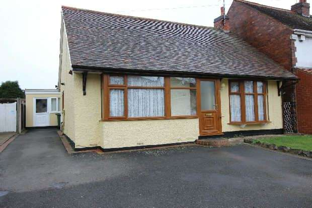 3 Bedrooms Detached Bungalow for sale in Shawe Avenue, Weddington, Nuneaton