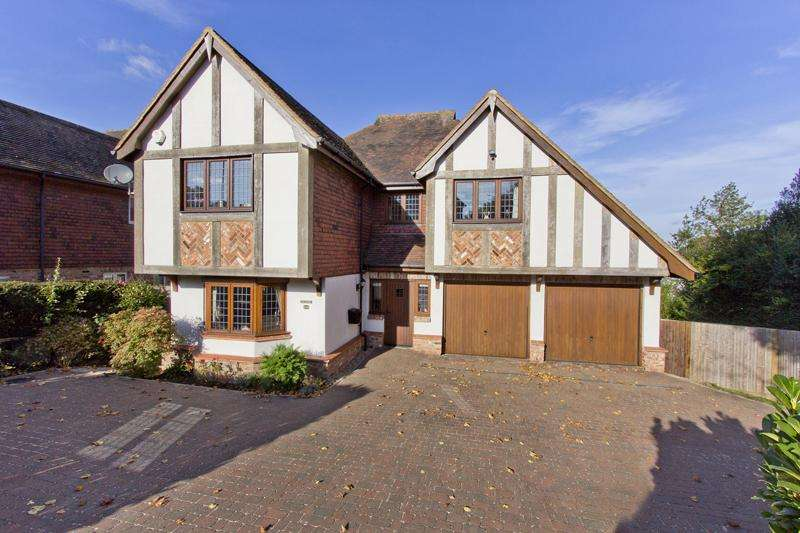 5 Bedrooms Detached House for sale in 240 Forest Road, Tunbridge Wells TN2
