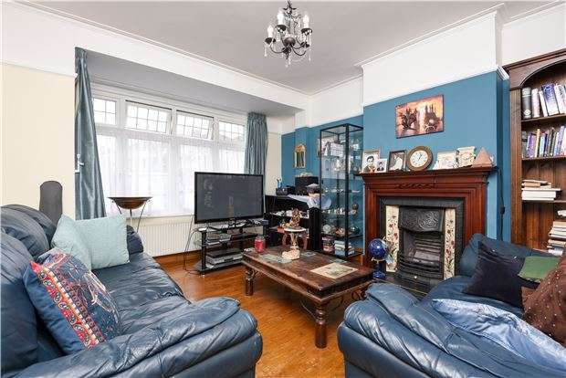 3 Bedrooms Terraced House for sale in Norbury Cross, LONDON, SW16