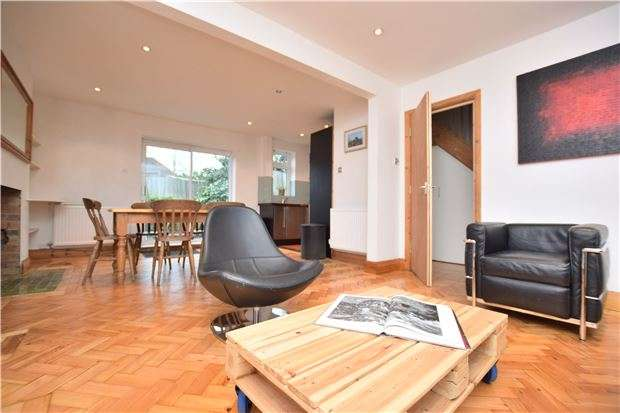 3 Bedrooms Semi Detached House for sale in Bailey Road, OXFORD, OX4 3HU
