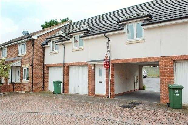 2 Bedrooms Terraced House for sale in Sherwood Place, Headington, OXFORD, OX3 9RN