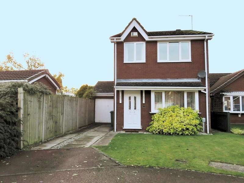3 Bedrooms Detached House for sale in Sorbus View, HULL, HU5 5YZ