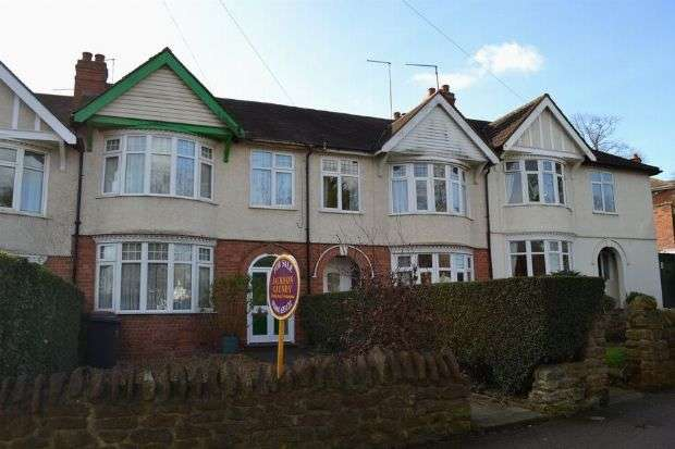 3 Bedrooms Terraced House for sale in Weedon Road, St James, Northampton NN5 5DA