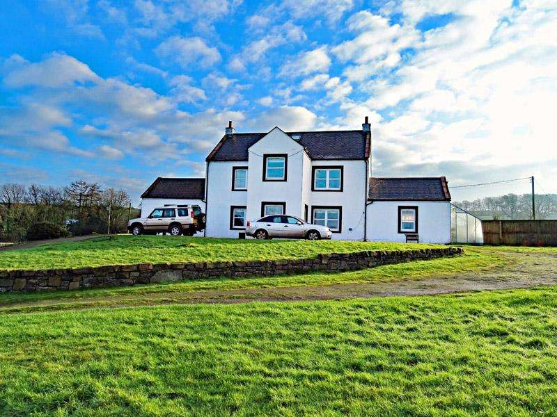 5 Bedrooms Equestrian Facility Character Property for sale in Old Culdoach, Tongland, Kirkcudbright, Dumfries Galloway DG6