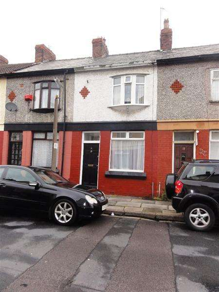2 Bedrooms Terraced House for sale in Sunningdale Road, Wavertree, Liverpool