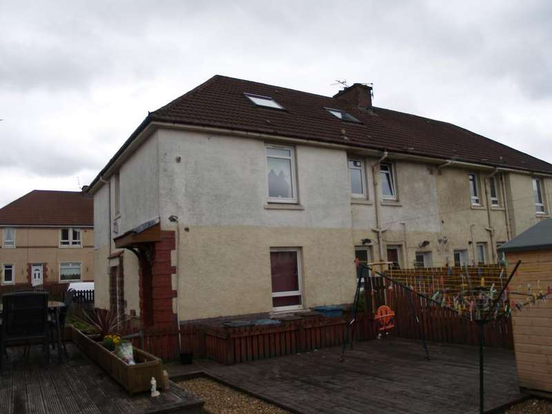 3 Bedrooms Flat for sale in Kenilworth Road, Airdrie ML6