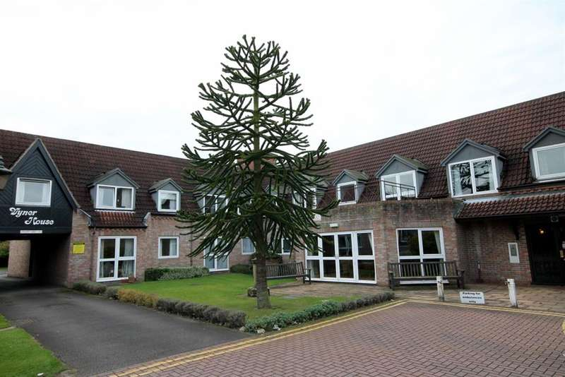 1 Bedroom Flat for sale in Vyner House, Front Street, York, YO24 3DW
