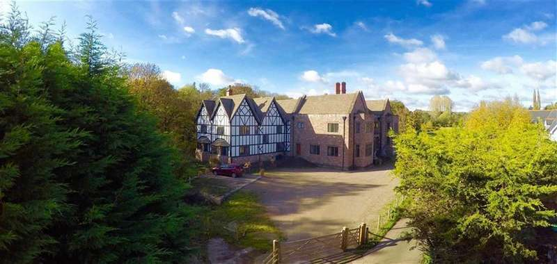 5 Bedrooms Detached House for sale in Forge Lane, Monmouth, Monmouthshire
