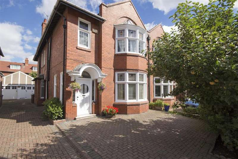 5 Bedrooms Semi Detached House for sale in Osborne Road, Jesmond, Newcastle upon Tyne NE2