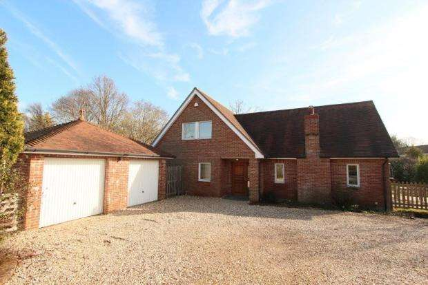 4 Bedrooms Detached House for sale in Oatlands Road, Botley SO32