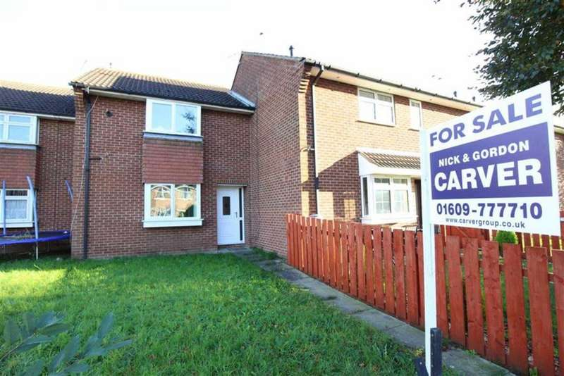 2 Bedrooms Terraced House for sale in Knotto Bottom Way, Northallerton, North Yorkshire