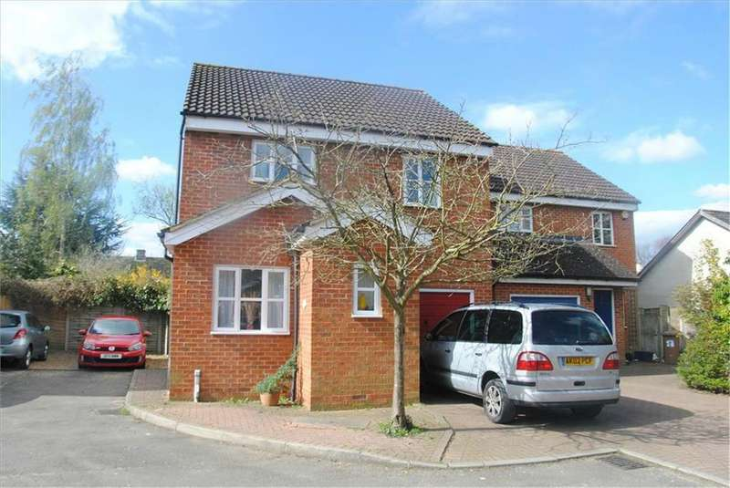4 Bedrooms Detached House for sale in Roman Lane, Baldock, SG7