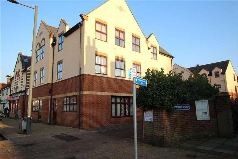 1 Bedroom Ground Flat for sale in Whitehorse Street, BALDOCK, SG7