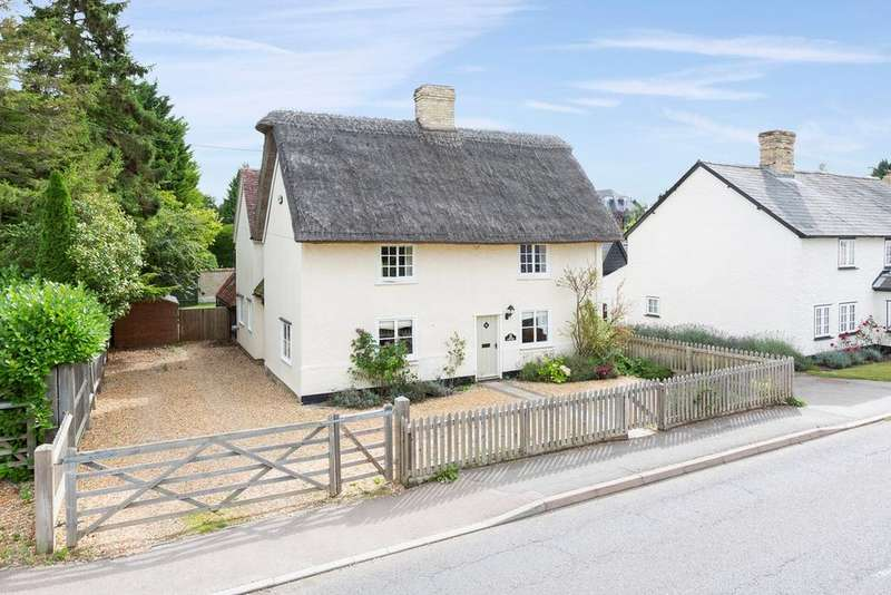 4 Bedrooms Detached House for sale in Hay Street, Steeple Morden, SG8