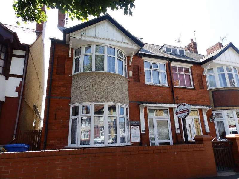8 Bedrooms Semi Detached House for sale in River Street, Rhyl