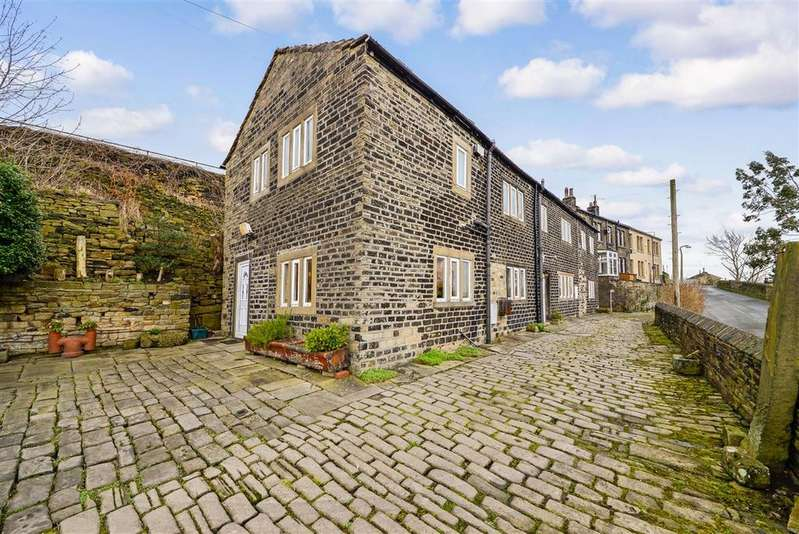 4 Bedrooms Detached House for sale in Martin Green Lane, Halifax