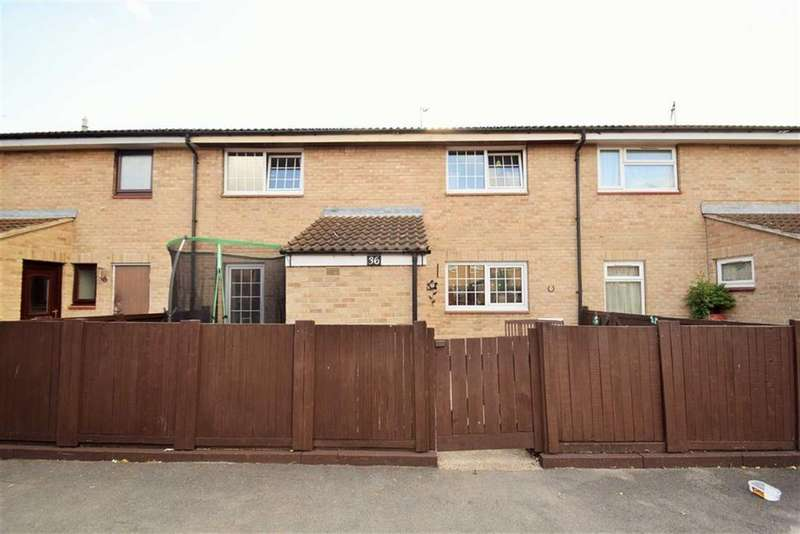2 Bedrooms Terraced House for sale in Lapwing Close, Kestral Avenue, Hull, HU7