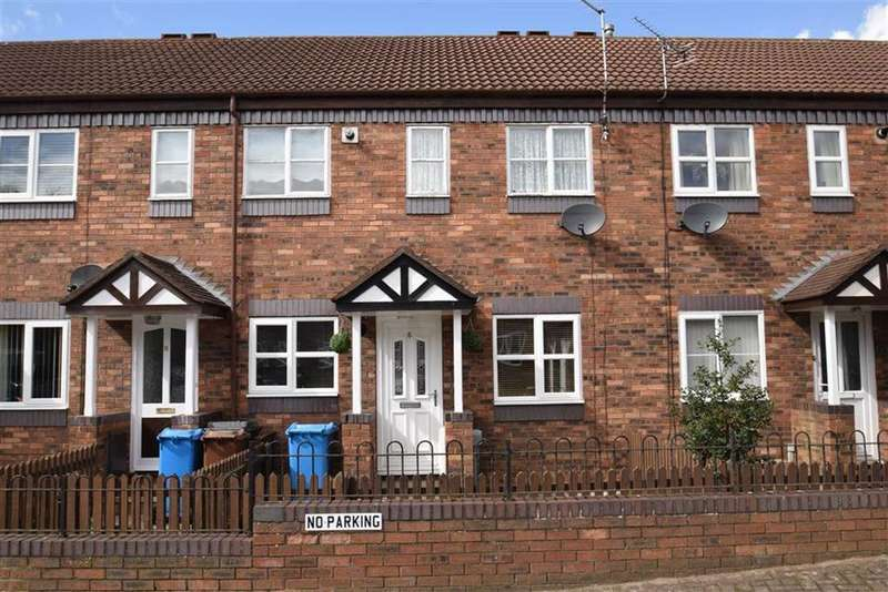 2 Bedrooms Apartment Flat for sale in High Trees Mount, Sutton, Hull, HU8
