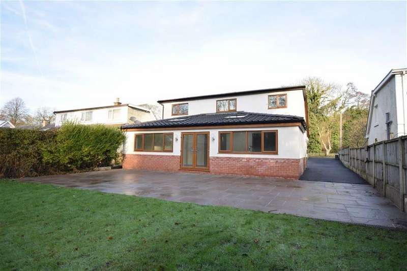 3 Bedrooms Detached House for sale in Unsliven Road, Stocksbridge, SHEFFIELD, S36