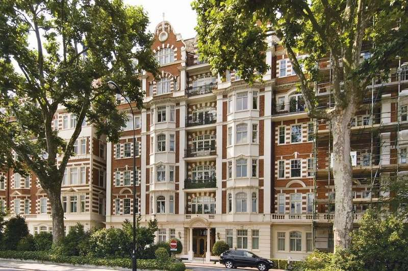 4 Bedrooms Flat for sale in Prince Albert Road, St Johns Wood