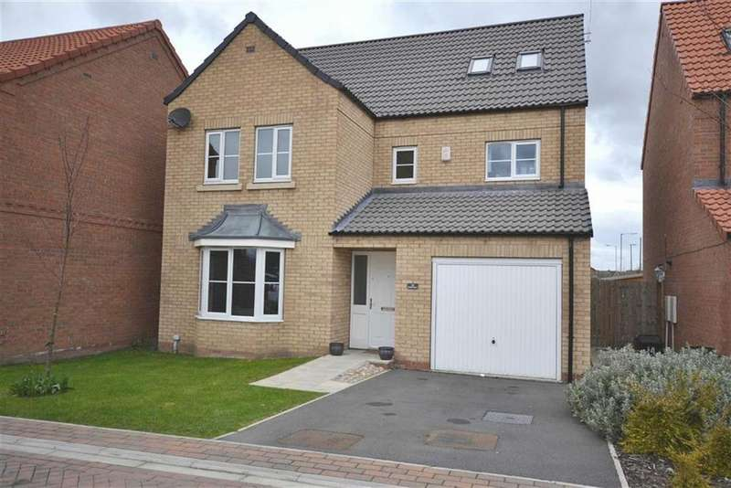 6 Bedrooms Detached House for sale in Heather Drive, Sherburn-In-Elmet, Leeds, LS25