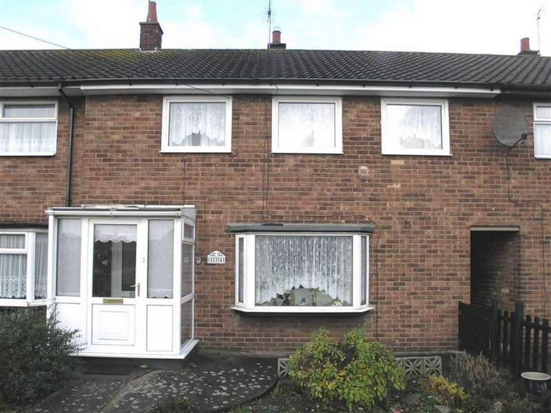 3 Bedrooms Terraced House for sale in Sigston Road, Beverley, East Yorkshire