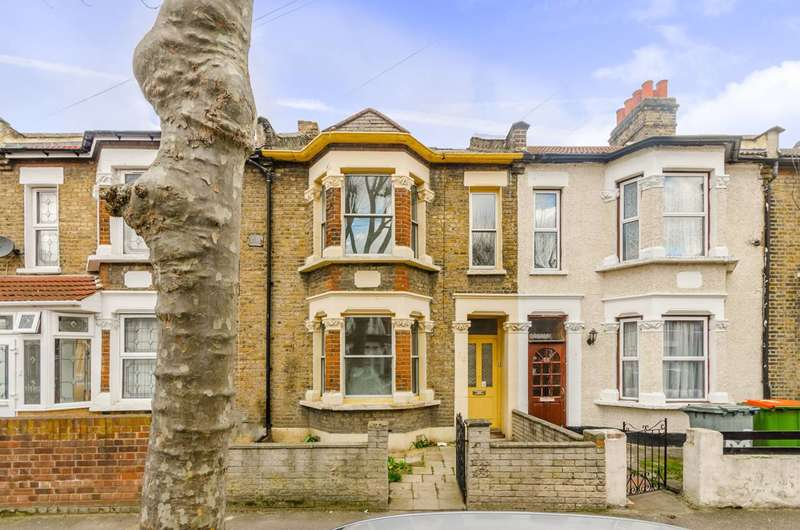 3 Bedrooms Terraced House for sale in Elizabeth Road, East Ham, E6
