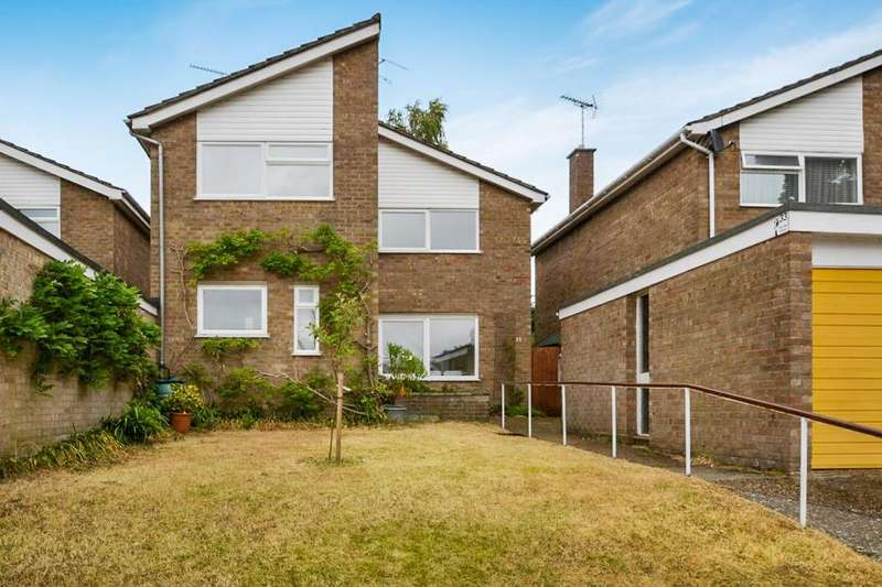3 Bedrooms Detached House for sale in Mill View Close, Woodbridge