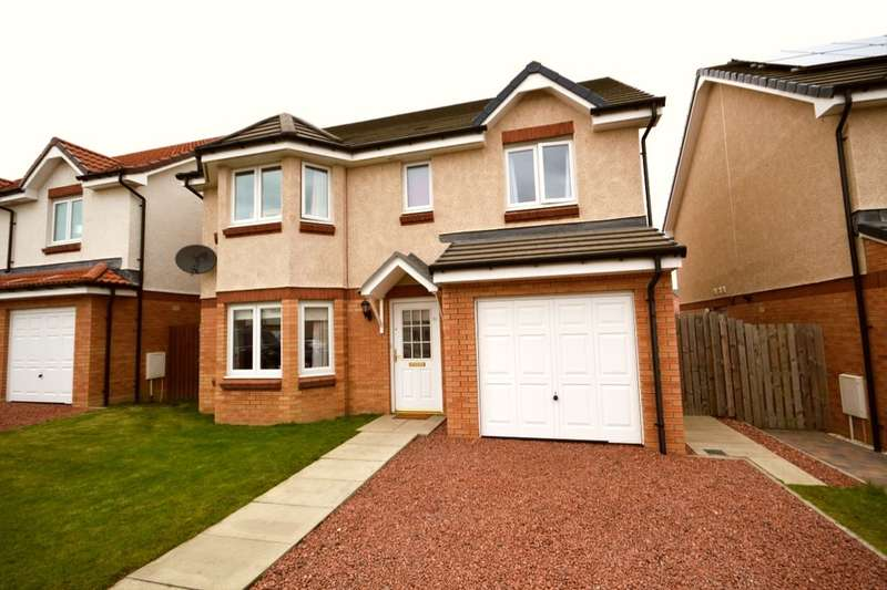 4 Bedrooms Detached House for sale in Limepark Crescent, Kelty, KY4