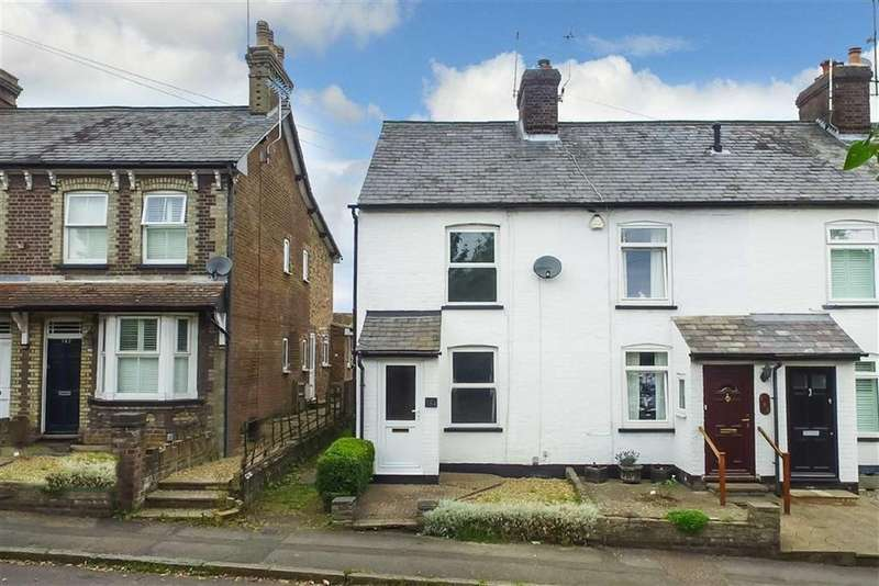 2 Bedrooms End Of Terrace House for sale in Station Road, Harpenden, Hertfordshire, AL5