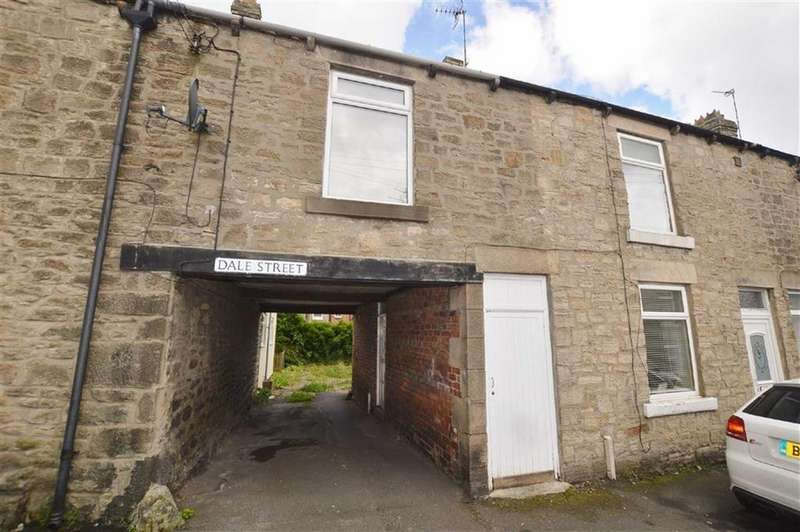 1 Bedroom Flat for sale in Dale Street, Crawcrook
