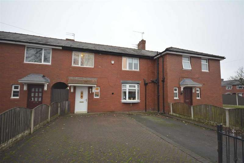 3 Bedrooms Terraced House for sale in Rose Avenue, Beech Hill, Wigan, WN6