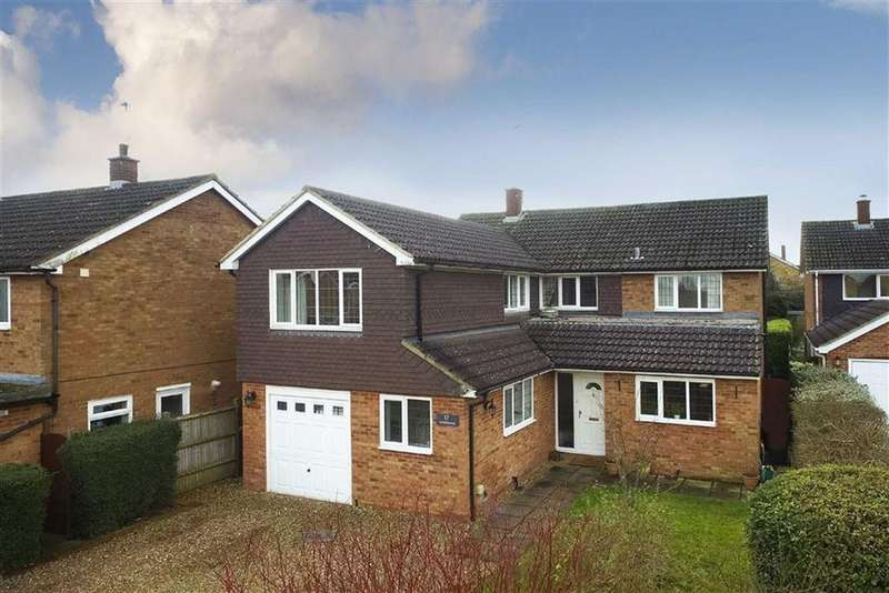5 Bedrooms Detached House for sale in Yeomans Avenue, Harpenden, Hertfordshire, AL5