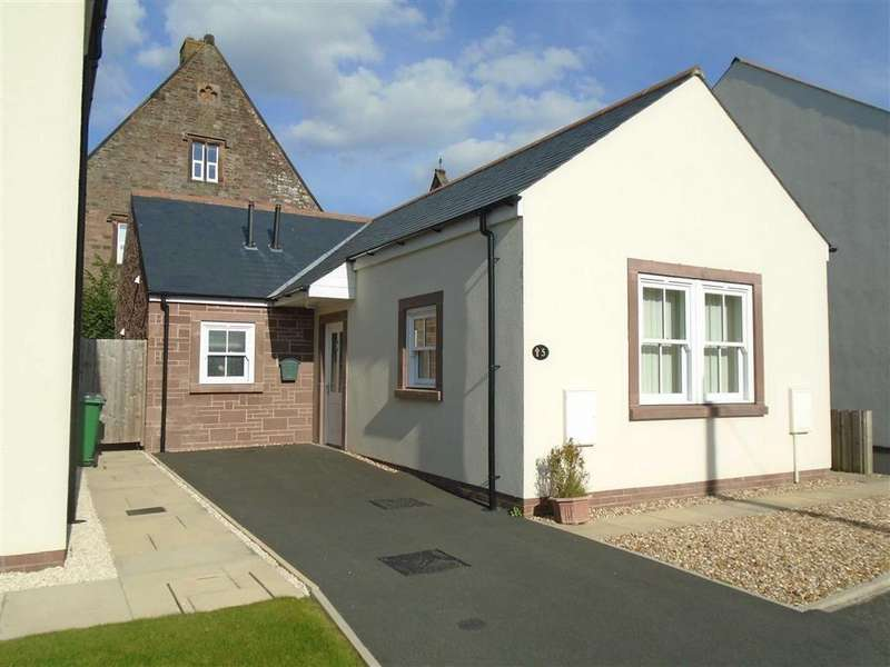 2 Bedrooms Detached Bungalow for sale in St Cuthberts Close, Burnfoot, Wigton, Cumbria